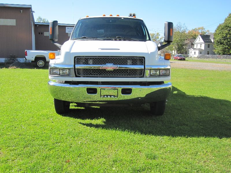 Purchase used 2008 CHEVROLET KODIAK C4500 CREW CAB REAR ...
