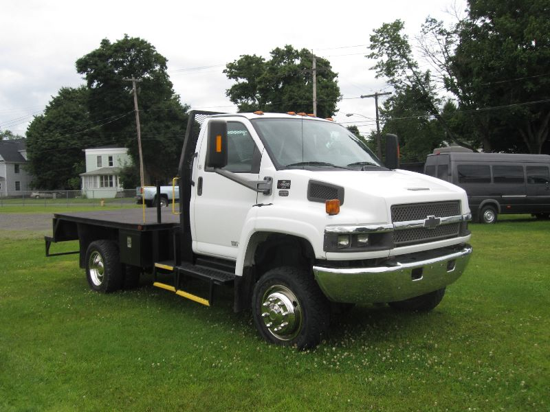 Chevy C5500 4X4 For Sale - spice21.co.uk