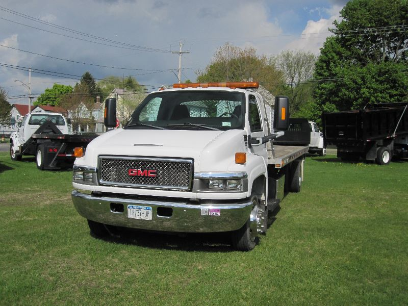 Find Used 2005 Chevy Kodiak C5500 Rollback Duramax Turbo