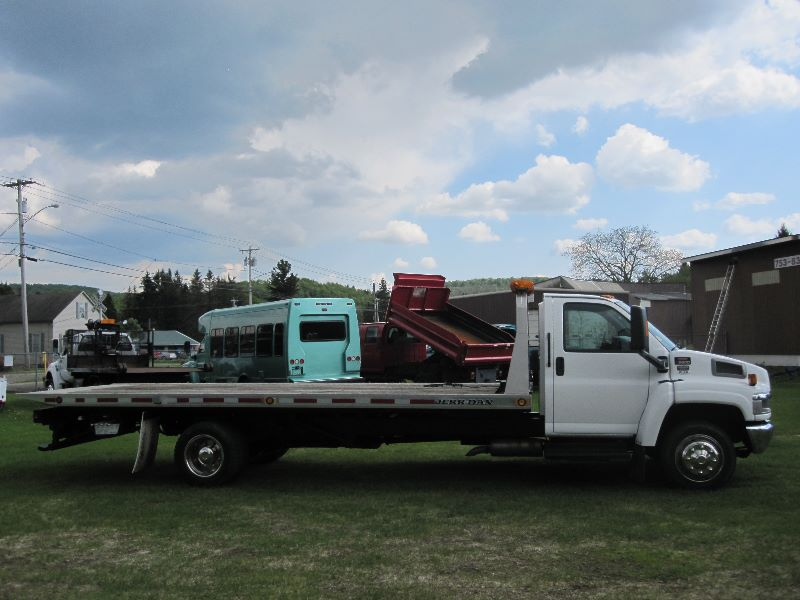 Find used 2005 CHEVY KODIAK C5500 ROLLBACK DURAMAX TURBO ...