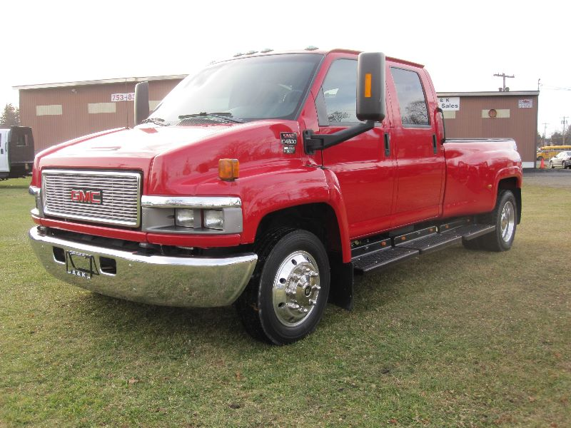 C4500 Crew Cab For Sale Western Hauler | Autos Post