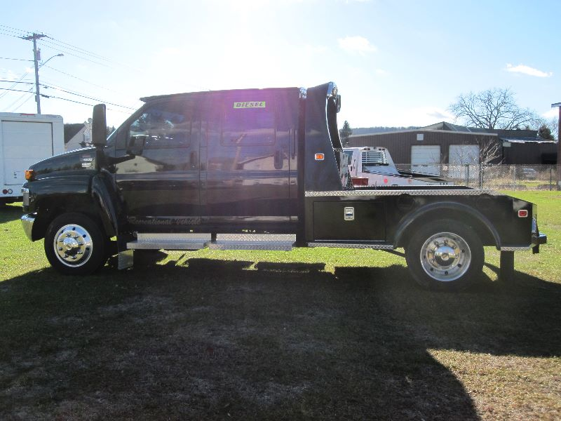 gmc 4500 for sale crew cab 4x4 conversion autos post. Black Bedroom Furniture Sets. Home Design Ideas