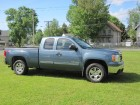 2011 GMC SIERRA 1500 SLE EXTENDED CAB 4X4 SHORT BOX Z71 OFF ROAD 5.3L GASOLINE /FLEX FUEL MOTOR