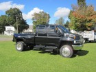 2005 CHEVROLET  KODIAK 4WD C4500  4X4 CREW CAB W/MONROE CONVERSION & BOX 6.6L DURAMAX TURBO DIESEL